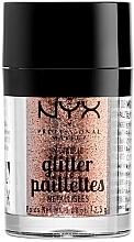 Parfums et Produits cosmétiques Paillettes métaliques pour corps et visage - NYX Professional Makeup Metallic Glitter