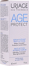 Parfums et Produits cosmétiques Sérum raffermissant et anti-rides pour le visage - Uriage Age Protect Multi-Action Intensive Serum
