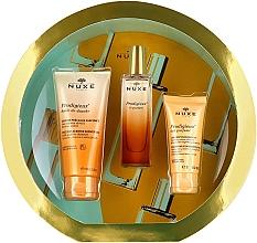 Parfums et Produits cosmétiques Nuxe Prodigieux Le Parfum - Coffret (eau de parfum/30ml + huile de douche/30ml + lait corps/100ml)