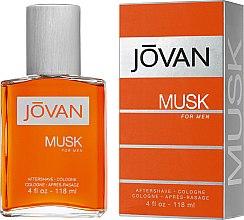 Parfums et Produits cosmétiques Jovan Musk For Men - Lotion après-rasage parfumée