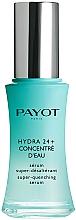 Parfums et Produits cosmétiques Sérum à l'extrait de lotus et nénuphar pour visage - Payot Hydra 24+ Concentrate