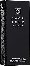 Parfums et Produits cosmétiques Fond de teint crémeux et matifiant - Avon Calming Effects
