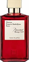 Parfums et Produits cosmétiques Maison Francis Kurkdjian Baccarat Rouge 540 Extrait de Parfum - Extrait de Parfum
