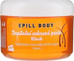 Parfums et Produits cosmétiques Pâte dépilatoire au sucre - Epill Body Depilation Naturally With Sugar Classic