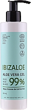 Parfums et Produits cosmétiques Gel à l'aloe vera pour corps - Ibizaloe Pure Natural Aloe Vera Gel 99%
