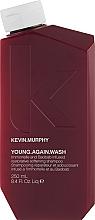 Parfums et Produits cosmétiques Shampooing réparateur à l'immortelle et baobab - Kevin.Murphy Young Again Wash Shampoo