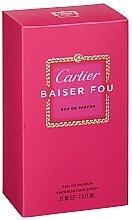 Parfums et Produits cosmétiques Cartier Baiser Fou - Eau de Parfum