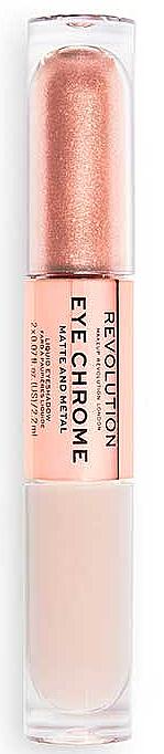 Fard à paupières liquide - Makeup Revolution Eye Chrome Liquid Eyeshadow