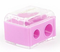 Parfums et Produits cosmétiques Taille-crayon double, 1036, rose - Donegal
