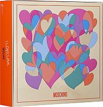 Parfums et Produits cosmétiques Moschino I Love Love - Coffret (eau de toilette/30ml + lotion corps/50ml)
