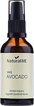 Parfums et Produits cosmétiques Huile d'avocat à multi-usage - NaturalME
