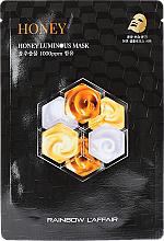 Parfums et Produits cosmétiques Masque tissu au miel pour le visage - Rainbow L'Affair Honey Mask