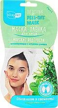Parfums et Produits cosmétiques Masque exfoliant aux algues marines pour visage - NaturaList