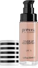 Parfums et Produits cosmétiques Fond de teint - Flormar Pretty Cover Up Foundation