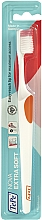 Parfums et Produits cosmétiques Brosse à dents, extra souple, blanc - TePe Extra Soft Nova
