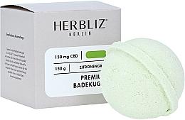 Parfums et Produits cosmétiques Bombe de bain, Citronnelle - Herbliz CBD