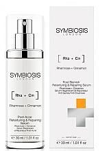 Parfums et Produits cosmétiques Sérim régénérant post-acné à l'extrait de cinnamon pour visage - Symbiosis London Post-Blemish Retexturing & Repairing Serum