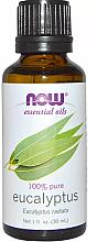 Parfums et Produits cosmétiques Huile essentielle d'eucalyptus - Now Foods Essential Oils 100% Pure Eucalyptus Radiata