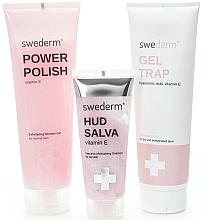 Parfums et Produits cosmétiques Coffret cadeau - Swederm (b/gel/250ml + b/cr/100ml + sh/gel/250ml)