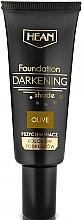 Parfums et Produits cosmétiques Ajusteur de fond de teint, olive - Hean Darkening Shade