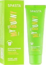Parfums et Produits cosmétiques Dentifrice naturel pour soin complet - Spasta My Bunny