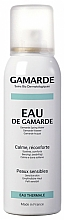 Parfums et Produits cosmétiques Eau thermale apaisante - Gamarde Spring Water