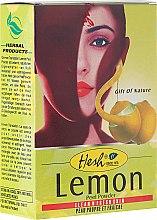 Parfums et Produits cosmétiques Poudre tonifiante de zeste de citron pour visage - Hesh Lemon Peel Powder