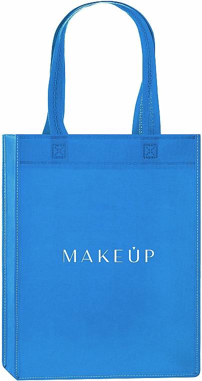 Sac cabas, Springfield, bleu - MakeUp Eco Friendly Tote Bag