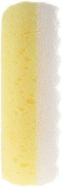 """Éponge de bain """"Relax"""", 6018, blanc-jaune - Donegal"""