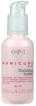 Parfums et Produits cosmétiques Beurre de massage pour mains - O.P.I. Manicure Finishing Butter SPF 15