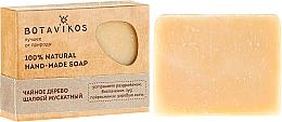 Parfums et Produits cosmétiques Savon artisanal 100% naturel à l'arbre à thé et sauge - Botavikos Hand-Made Soap