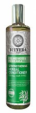 Parfums et Produits cosmétiques Après-shampooing - Natura Siberica Iceveda Iceland Moss&Indian Amla Strengthening Herbal Conditioner