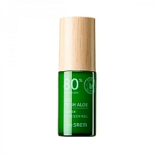 Parfums et Produits cosmétiques Essence à l'aloe vera pour visage - The Saem Jeju Fresh Aloe Essence