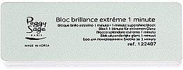 Parfums et Produits cosmétiques Bloc polissoir brillance extrême - Peggy Sage 1-Minute Nail Block