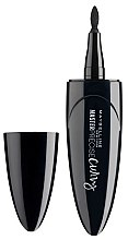 Parfums et Produits cosmétiques Eyeliner - Maybelline Master Precise Curvy Eyeliner