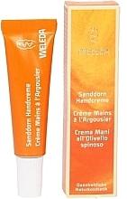 Parfums et Produits cosmétiques Crème à l'huile d'argousier pour mains - Weleda Sea Buckthorn Hand Cream (mini)