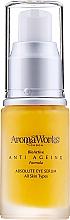 Parfums et Produits cosmétiques Sérum-masque à l'extrait de concombre contour des yeux - AromaWorks Absolute Eye Serum