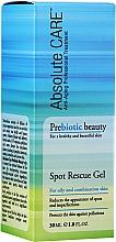 Parfums et Produits cosmétiques Gel à l'extrait de miel pour visage - Absolute Care Prebiotic Beauty Spot Rescue Gel