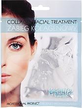 Parfums et Produits cosmétiques Masque tissu hydrogel à l'extrait de perles pour visage - Beauty Face Collagen Hydrogel Mask