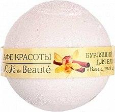 Parfums et Produits cosmétiques Bombe de bain à la vanille - Le Cafe de Beaute Bubble Ball Bath