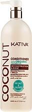 Parfums et Produits cosmétiques Après-shampooing - Kativa Coconut Conditioner