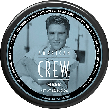 Cire de coiffage fixation forte et effet mat - American Crew Classic Fiber