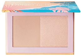 Parfums et Produits cosmétiques Duo poudre bronzante - Moira Caught In The Sun Dual Bronzer Palette