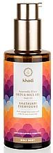 Parfums et Produits cosmétiques Huile ayurvédique à l'huile de lavande pour le corps - Khadi Ayurvedic Elixir Skin & Soul Oil Shatavari Everyoung