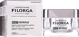 Parfums et Produits cosmétiques Crème multi-correctrice à l'acide hyaluronique pour visage - Filorga NCTF-Reverse Supreme Regenerating Cream