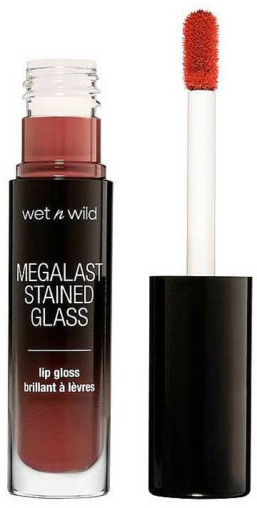 Gloss à lèvres longue tenue - Wet N Wild Mega Last Stained Glass Lip Gloss