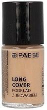 Parfums et Produits cosmétiques Fond de teint pour peaux sèches - Paese Long Cover