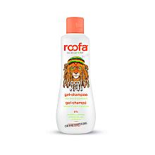 Parfums et Produits cosmétiques Gel-shampooing à l'aloe vera et panthénol - Roofa Cool Kids Gel Shampoo