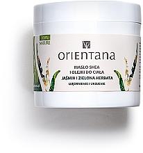 Parfums et Produits cosmétiques Beurre de karité au jasmin et thé vert pour corps - Orientana Jasmine & Green Tea Body Oil