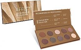 Parfums et Produits cosmétiques Palette de fards à sourcils pressés - Affect Cosmetics Color Brow Collection